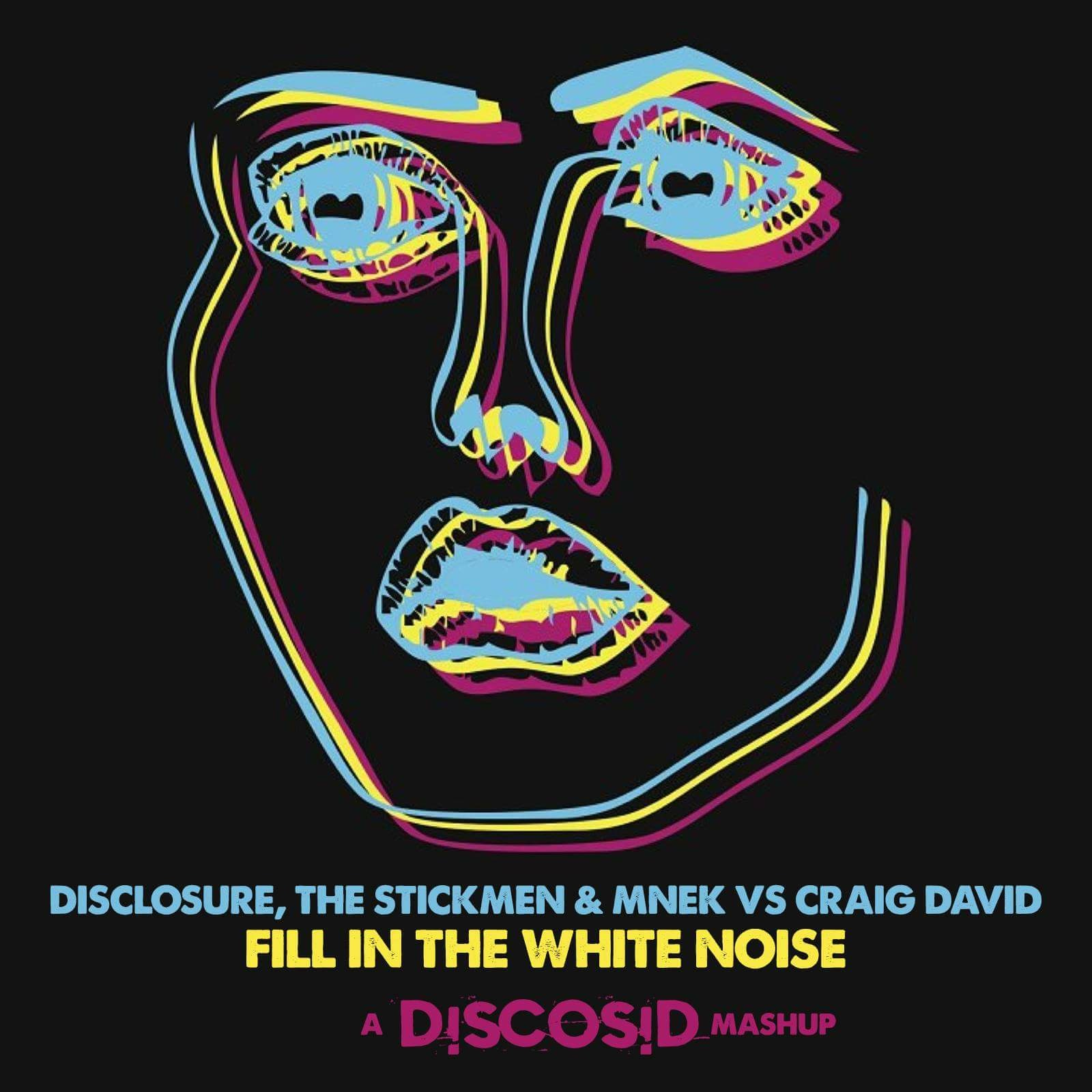 Disclosure, MNEK & The Stickmen Vs Craig David - Fill In The White Noise (Discosid Mashup)