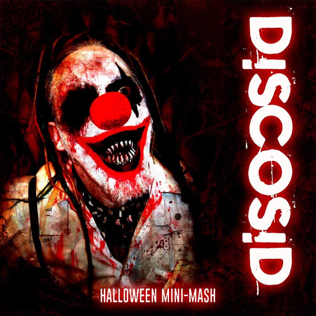 Discosid Presents - The Halloween Mini Mash