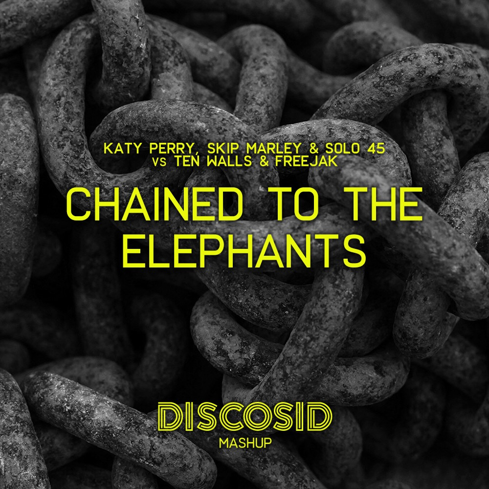 Katy Perry, Skip Marley & Solo 45 Vs Ten Walls & Freejak - Chained To The Elephants (Discosid Mashup)