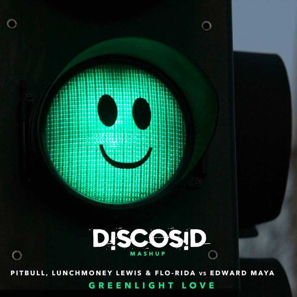 Pitbull, Flo Rida & Lunchbox Lewis Vs Edward Mya - Greenlight Stereo (Discosid Mashup)