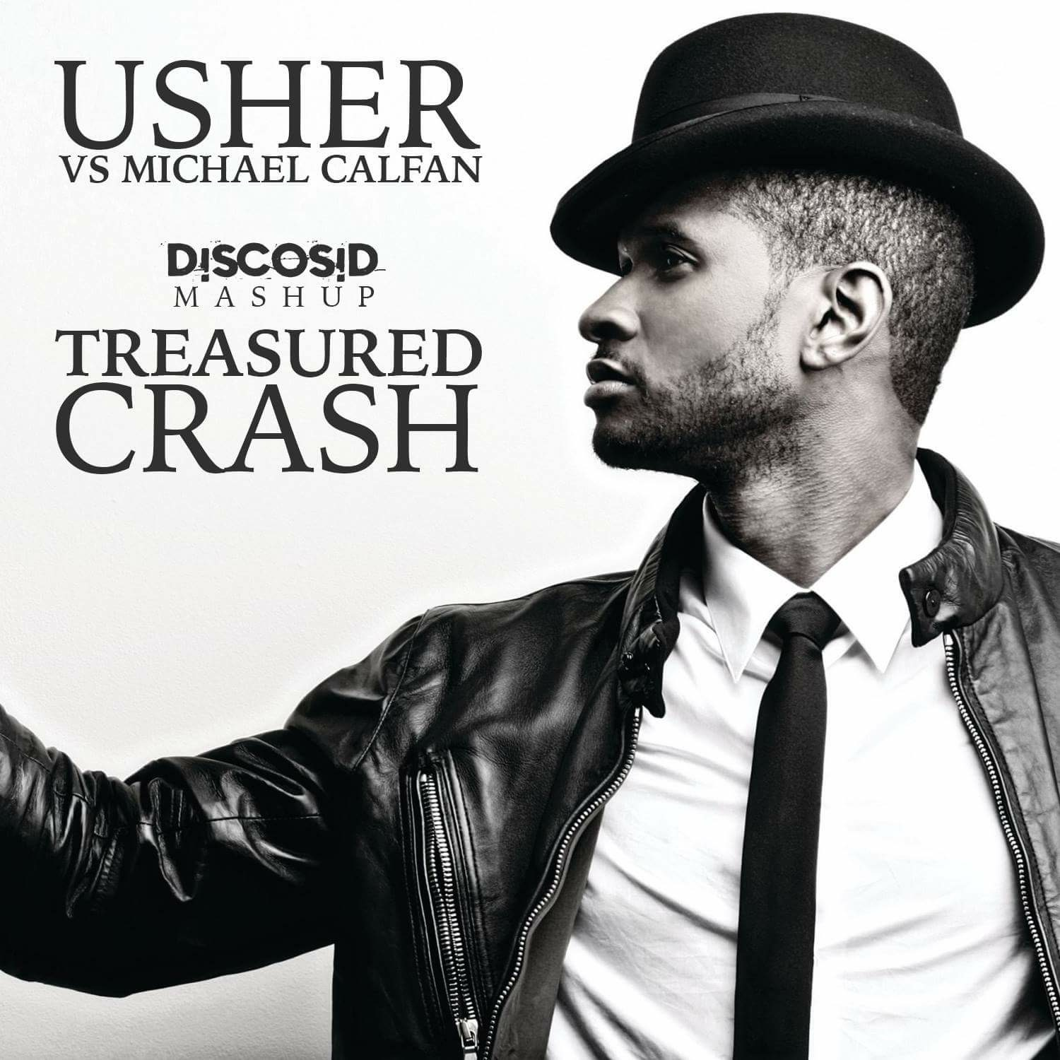 Usher Vs Michael Calfan - Treasured Crash (Discosid Mashup)